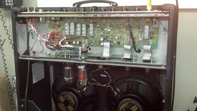 [QNCB_7524]  Fender Hot Rod Deville Combo Workmanship Problems | | Fender Deville Input Jack Wiring |  | The Unbroken String