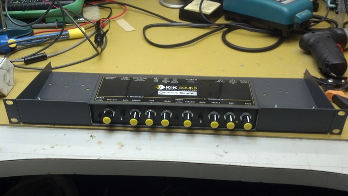 11 preamp ready